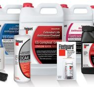 COOLANT AND CHEMICALS (FLEETGUARD-CUMMIN)