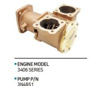 SEA WATER PUMP 3N4851