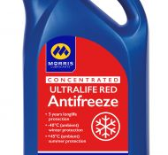 Ultralife Red Antifreeze Engine Coolants Off Highway